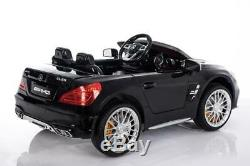 12V Cars For Kids To Ride On Mercedes Remote Control MP3 Touch Screen All Colors