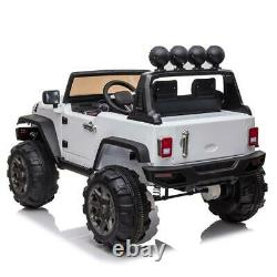 12V Electric Car Kids Ride On Truck Car Battery Power withMP3 Remote Control