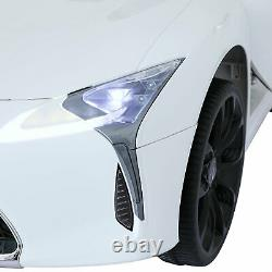 12V Electric Kids Ride On Car Toy Lexus LC500 Battery Powered withRemote Control