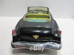 1950 Cadillac Convertible Battery Operated Excellent Cond Japan