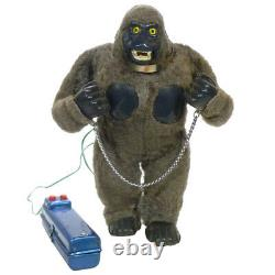 1960s KING KONG Battery Toy/Robot by MARX Working RARE