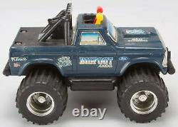 1983 Playskool Ford Bigfoot Monster Truck 460 Powered 4X4 80s Vintage Toy Truck