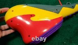 1998 Kawasaki SAX-A-BOOM Battery Operated Musical Saxophone Works Jack Black