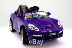 2018 Electric Kids Ride On Toy Car 12V Power Wheels MP3 Parental Remote Control
