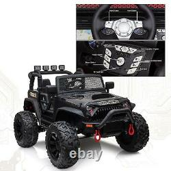 3 Speed 12V Electric Car Kids Ride On SUV Toy Battery Powered with Remote Control