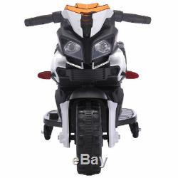 4 Wheel Kids Ride On Motorcycle 6V Battery Powered RC Electric Power Bicycle