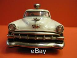All Original Chevrolet Police Car Battery Operated Marusan Japan Mint