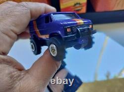 Awesome Vintage Stomper Chevrolet Van