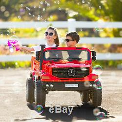 BCP Kids 24V 2-Seater Mercedes-Benz Ride-On SUV Truck with Remote Control