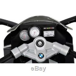 BMW Kids Ride On Motorcycle Electric Bike Toys for Boys Girls White
