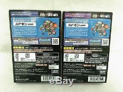 Bandai Digital monster Digimon Pendulum ver. 20th Original Silver Black & Blue