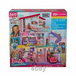 Barbie DreamHouse Adventures Playset newithboxed Mattel Toys dolls