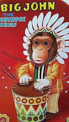 Big John The Chimpee Chief