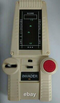 CGL Galaxy Invader LSI Handheld Electronic Game Vintage 1978 Boxed Fully Working