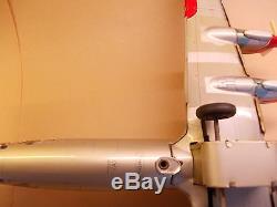 CRAGSTAN YONEZAWA DC-7 American Airlines Battery Op. Made in Japan