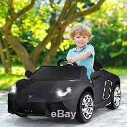 Carro Lujoso Elegante Y Electrico Para Niños De 3 A 7 Años Manejar Y Jugar