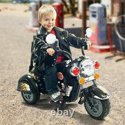 Chopper Style Wild Child Motorcycle Ride on Toy Battery Operated Bike Trike 2-4