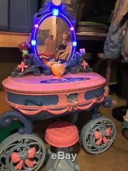 Cinderella Vanity Dressing Table, Disney, children's furniture over 3 feet tall
