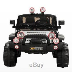 Dakavia 12V Kids Ride on Cars Electric Power Wheels with Remote Control 2 Speed