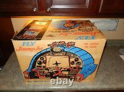 Deluxe Reading Jimmy Jet Boxed