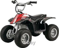 Dirt Quad 24V Electric 4-Wheeler ATV Twist-Grip Kids Off-Road Vehicle Ride On