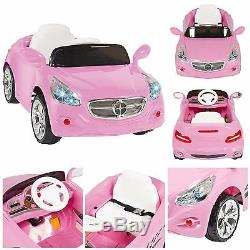 Electric Cars For Kids To Ride Toy Cars To Ride In For Girls Battery Powered New