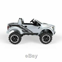 Electric Kids Ride On Toy Truck Power Wheels Ford F-150 Raptor