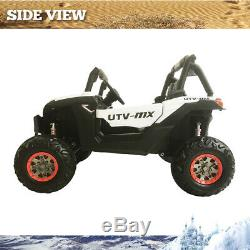 Electric Ride On Car 12V Kids Rechargeable RC Truck Motorized Vehicles