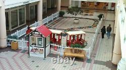 Falgas Electric Train on tracks for kids/Adults amusement ride great condition