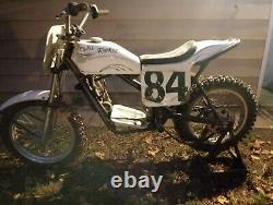 Flat track frame Motorcycle Flat Track Racer viper. Like Knight or star racer