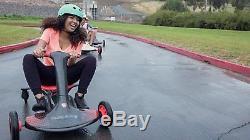 Four Wheel Quad Car Ride On ATV 12 MPH 24V Battery Powered Kids Teens Adults