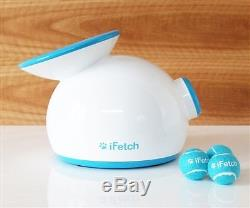 IFetch Automatic Ball Launcher for Small Dogs Mini Tennis Balls