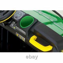 John Deere Kids Ride-On Gator XUV Battery-Powered Dump Bed Tailgate Age 3-8 yrs