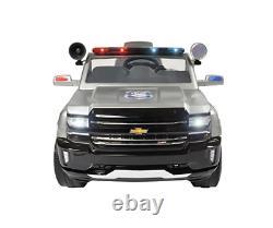 Juguetes Para Niños Niñas Coches Tema Carro Policia Bebes Electrico Auto Carrito