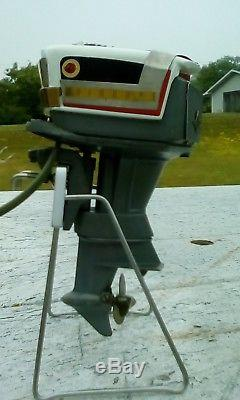 K&O toy outboard motor