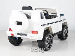 Kids Mercedes-Benz 12V Electric Ride On Car Truck Powered Wheels Remote Control