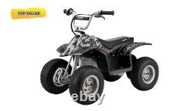 Kids Quad ATV 4X4 Razor Ride On Dirt Mini Bike Car 24V Electric Battery Power