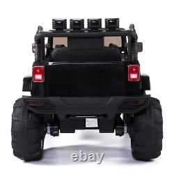 Kids Ride On Truck 3 Speed 12V Battery Powered Electric Car with Remote Control