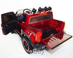 Kids ride on cars 12v Ride on Car Chevrolet style Colorado BJ1602 red Ride onToy