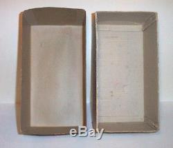 MINT 1950's BATTERY OPERATED BUBBLE BLOWING MONKEY CHIMP APE TIN LITHO TOY MIB