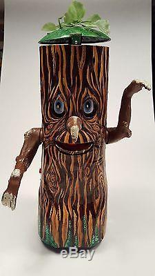 Marx SPOOKY KOOKY TREE WORKING! Rare 1960s Battery Op MONSTER Toy