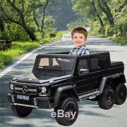 Mercedes Benz AMG Kids Ride On Car Electric 12V Power Remote Control USB MP3 LED