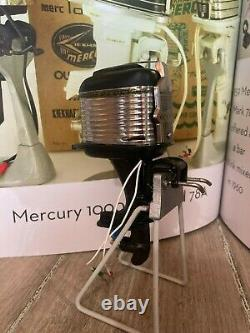 Mercury 1000 Toy Outboard Motor Battery Operated Langcraft custom, Not K&O Runs