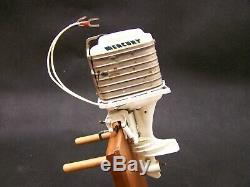 Mercury Mark 78a Kiekhaefer Dyna Float Toy Outboard Motor Japan