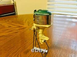 Mercury toy outboard
