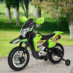 Motocicleta Motor Electrico Con Musica Bocina Y Luces Para Niños De 3-8 Años