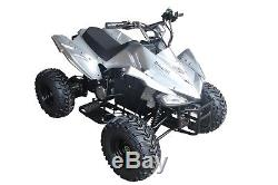 NEW Bintelli 800w Electric ATV for Kids Quad Off Road Ride On Toy 4 Wheeler