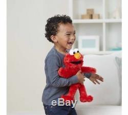 NIB Sesame Street Hasbro Playskool Friends Tickle Me Elmo BRAND NEW