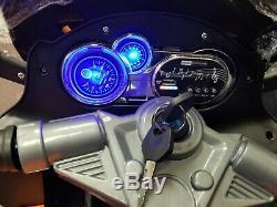 New LED 12V MOTORCYCLE KIDS RIDE ON ELECTRIC SPORTS BIKE GIRLS, BOYS power wheel