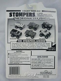 New Peachtree (schaper) Stompers Stomper 4x4 Surf Runner Ford Bronco 3-speed Nip